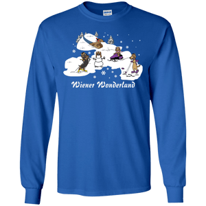 Wiener Wonderland Design 2 Long-Sleeve T-Shirt