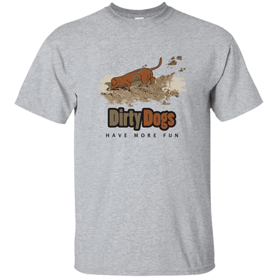 Dirty Dogs Unisex Ultra Cotton T-Shirt