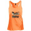 Dirty Dogs (2) Juniors' Racerback Tank Top