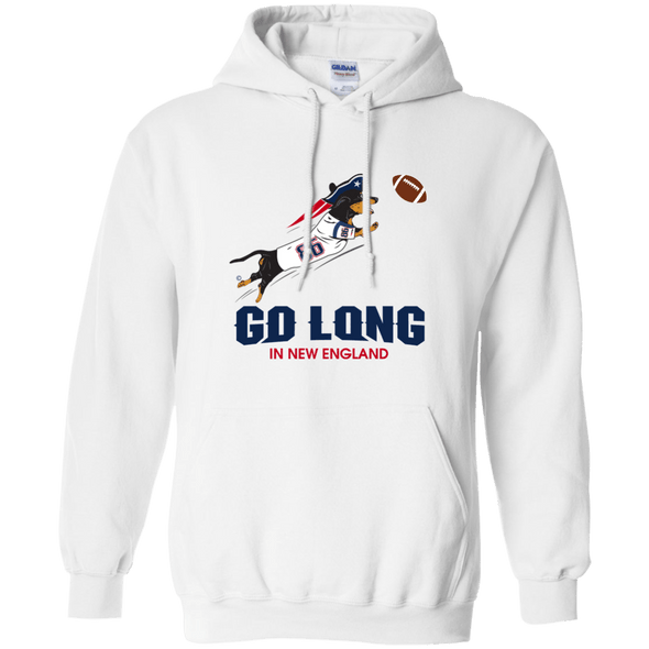 Go Long in New England Pullover Hoody