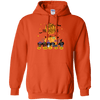 Personalized Happy Hallowiener Pullover Hoody