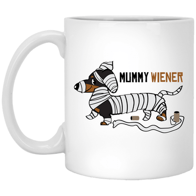 Mummy Wiener 11 oz. Ceramic Mug