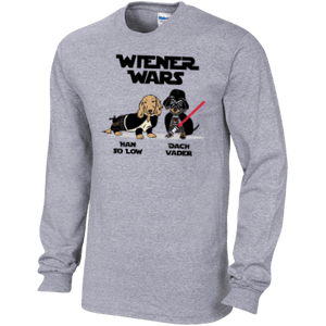 Wiener Wars Long-Sleeve T-Shirt