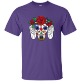 Sugar Skull Doxie Ultra Cotton Unisex T-Shirt