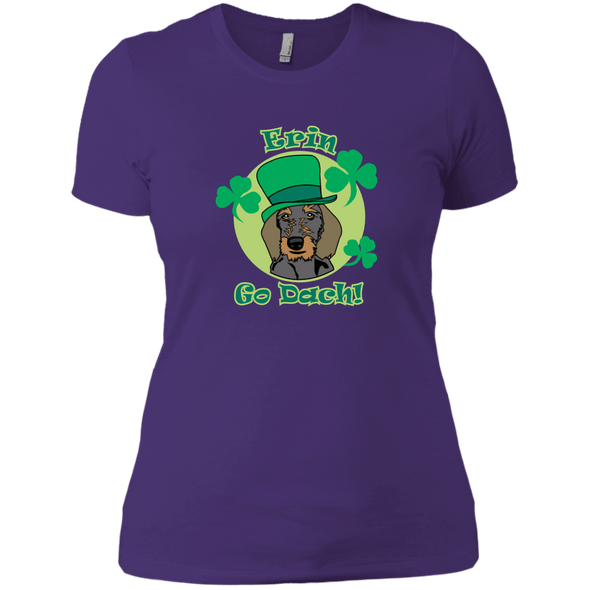 Erin Go Dach (WH) Next Level Ladies' Boyfriend Tee