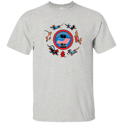 911 Hero Dogs Unisex Ultra Cotton T-Shirt