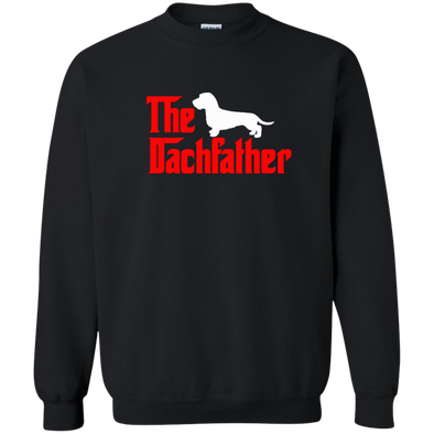 The Dachfather (WH) Crewneck Pullover Sweatshirt