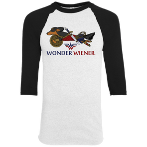 Wonder Wiener 100% Cotton Baseball Jersey