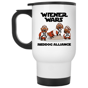 Reddog Alliance Stainless Steel 14 oz Travel Mug