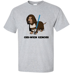 Obi-Wien Kenobi Ultra Cotton Unisex T-Shirt