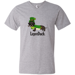 LepreDach Men's V-Neck T