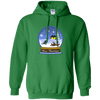 Snow Globe Christmas 50/50 Pullover Hoody