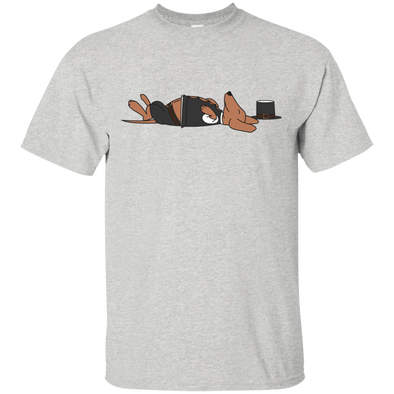 Stuffed Sausage Dog Unisex Ultra Cotton T-Shirt