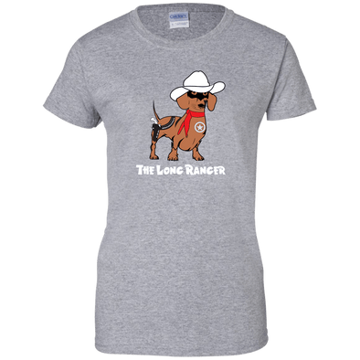 The Long Ranger Ladies' T-Shirt