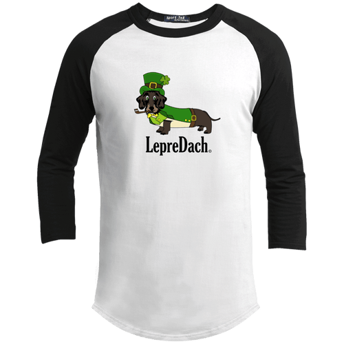 LepreDach 100% Cotton Baseball Jersey
