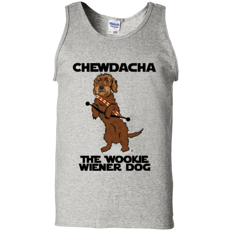 Chewdacha 100% Cotton Tank Top