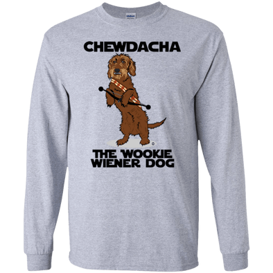 Chewdacha LS Ultra Cotton T-shirt