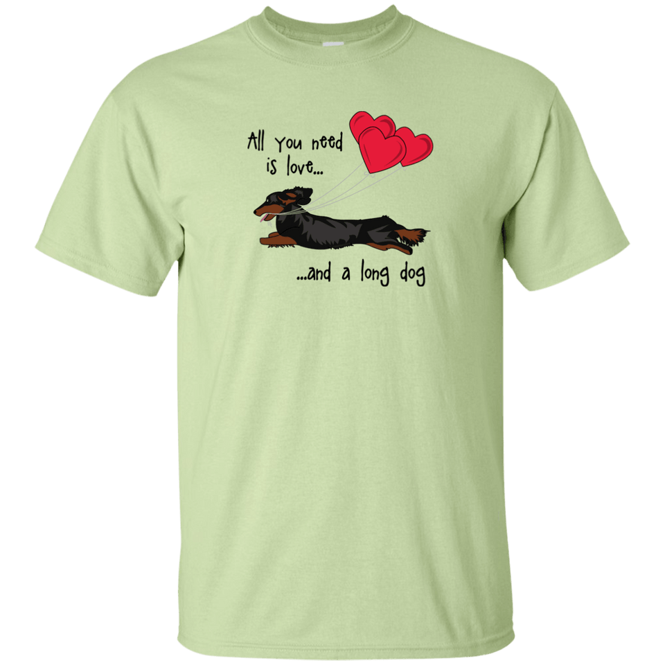 All You Need Is Love LH (B&T) Unisex Ultra Cotton T-Shirt