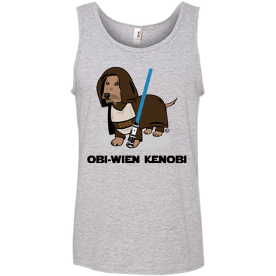 Obi-Wien 100% Ringspun Cotton Tank Top