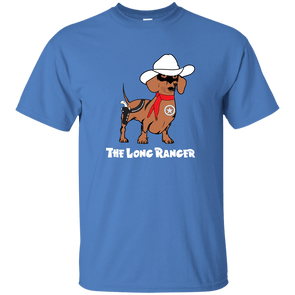 The Long Ranger Unisex Ultra Cotton T-Shirt