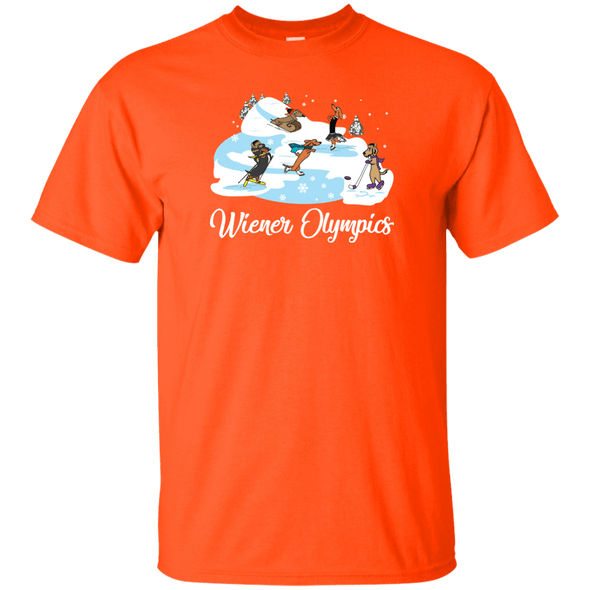 Wiener Olympics Unisex Ultra Cotton T-Shirt