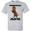 Chewdacha Ultra Cotton Unisex T-Shirt