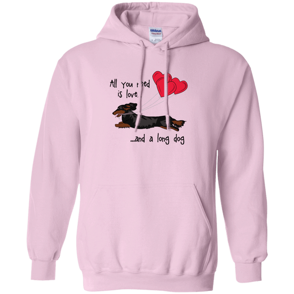 All You Need Is Love LH (B&T) Pullover Hoody