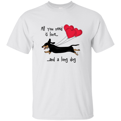 All You Need Is Love (B&T) Unisex Ultra Cotton T-Shirt