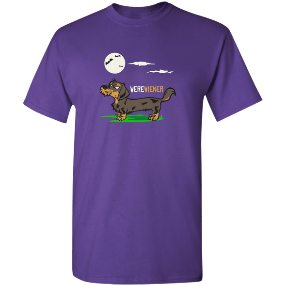 Werewiener Unisex Cotton T-Shirt