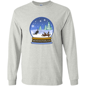 Snow Globe Unisex LS Ultra Cotton T-shirt