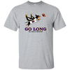 Go Long in Baltimore Unisex Ultra Cotton T-Shirt