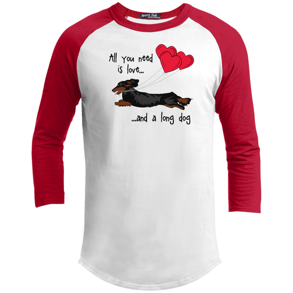 All You Need Is Love LH (B&T) Baseball Jersey