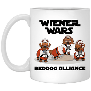 Reddog Alliance 11 oz.Creamic Mug