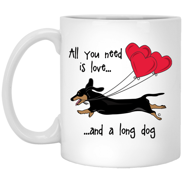 All You Need Is Love SH (B&T) 11 oz. Ceramic Mug