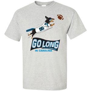 Go Long Carolina Ultra Cotton T-Shirt