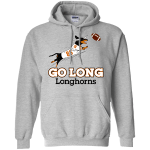Go Long Longhorns Pullover Hoody