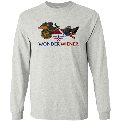 Wonder Wiener LS Ultra Cotton T-Shirt