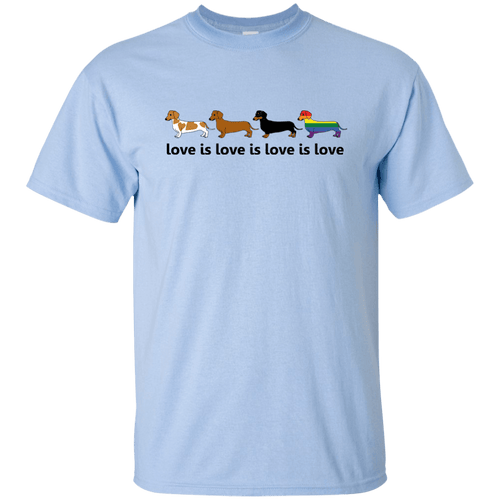 Love Is Love Unisex Ultra Cotton T-Shirt