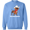The Long Ranger Crewneck Pullover Sweatshirt