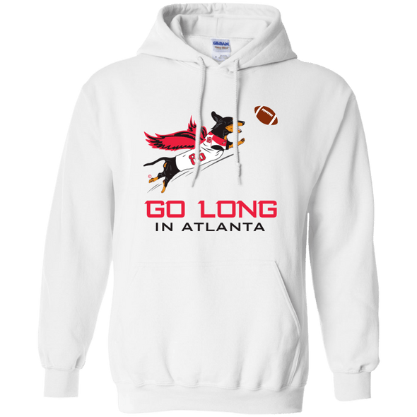 Go Long in Atlanta Pullover Hoody