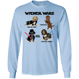 Wiener Wars Cast LS Ultra Cotton T-shirt