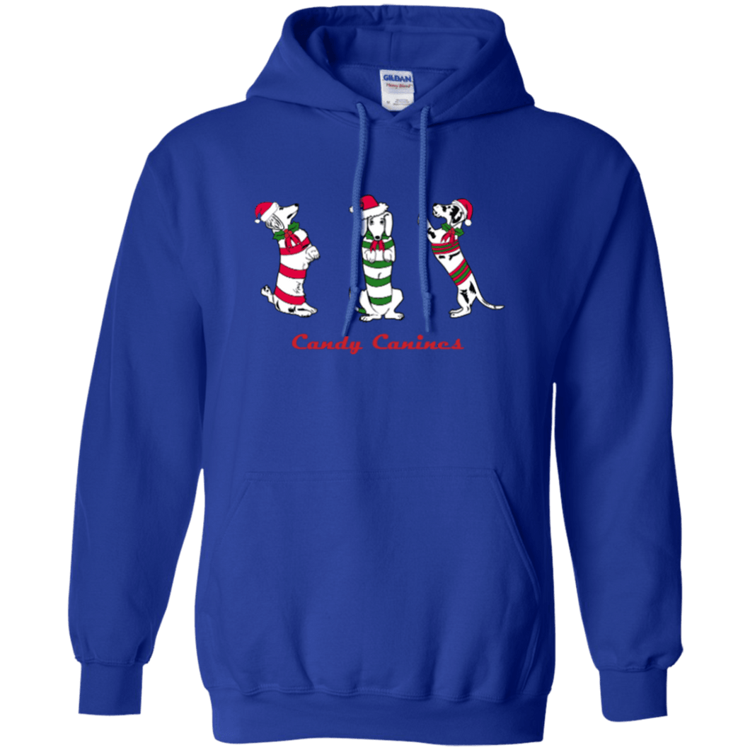 Candy Canines 50/50 Pullover Hoody