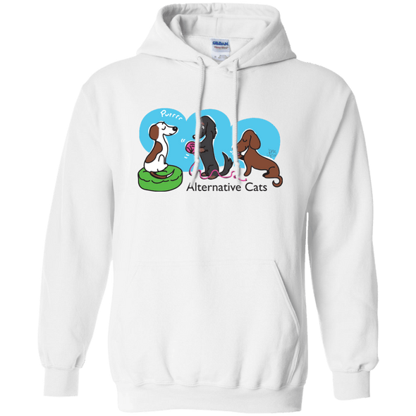 Alternative Cats Pullover Hoody