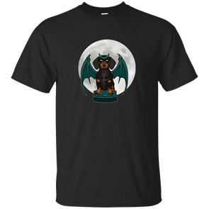 Gargoyle Wiener Dog Unisex Ultra Cotton T-Shirt