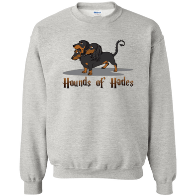 Hounds of Hades Crewneck Pullover Sweatshirt