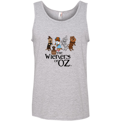 Wieners of Oz 100% Ringspun Cotton Tank Top