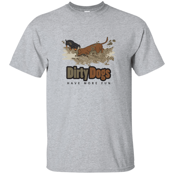 Dirty Dogs (2) Unisex Ultra Cotton T-Shirt