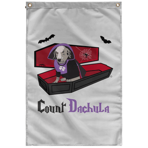 Count Dachula Flag