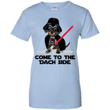 Dach Side Ladies' 100% Cotton T-Shirt