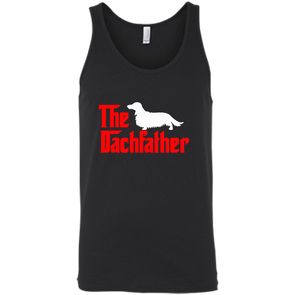 The Dachfather (LH) Bella+Canvas Unisex Tank